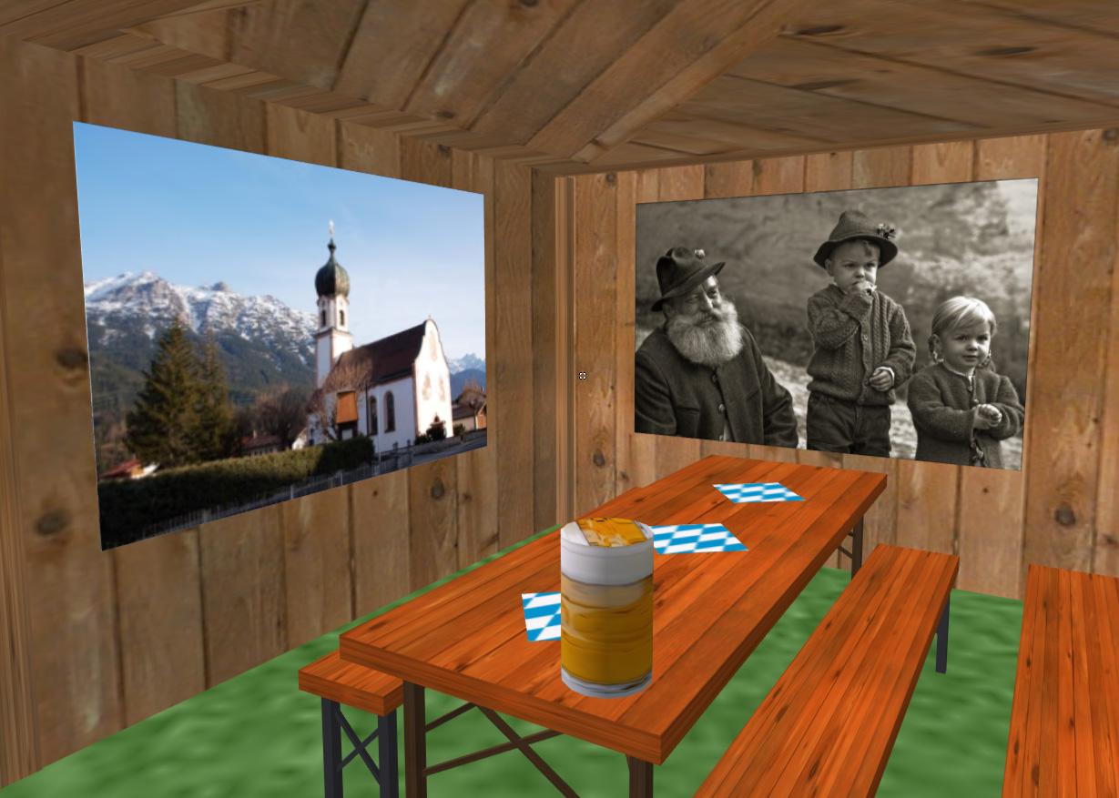 In Bayern findet - klar - das Oktoberfest statt. Im Deutschlandhaus kann der Touristenmagnet ganzjährig besucht werden.