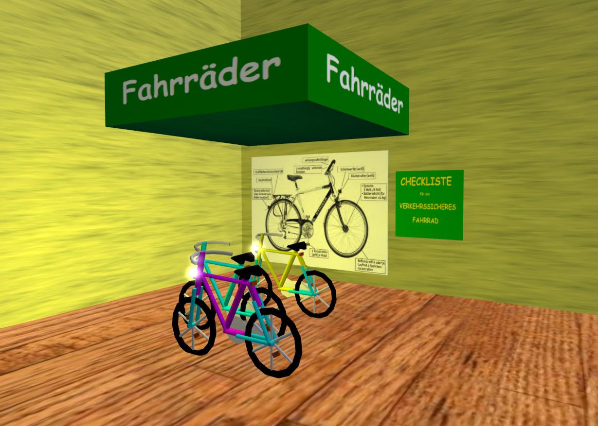 Was gehört zu einem verkehrssicheren Fahrrad? Wer die Prüfung bestehen möchte, muss es wissen.