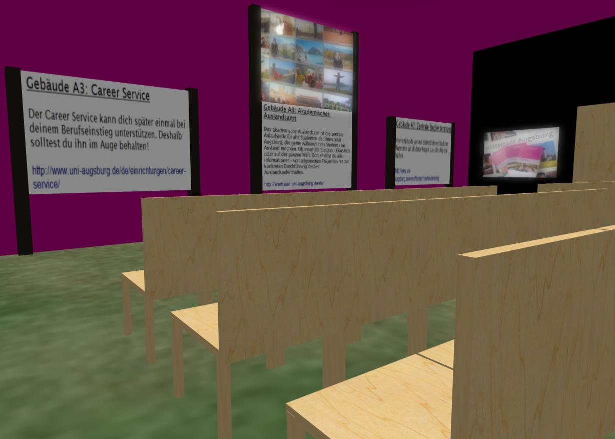 Zu Gast im virtuellen Seminarraum